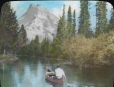 MP-0000.158.86 | Canoeing, Echo River, Banff, AB, about 1923 | Photograph | Anonyme - Anonymous |  |