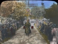 MP-0000.158.18 | Religious procession, Ste Anne de Beaupré, QC, about 1925 | Photograph | Anonyme - Anonymous |  |