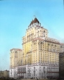 MP-0000.158.38 | Hôtel Royal York, Toronto, Ont., dessin, vers 1927 | Photographie | Anonyme - Anonymous |  |