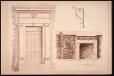 M3253.0-2 | Architectural details of Seminary of St. Sulpice | Drawing | Henry Richard S. Bunnett |  |