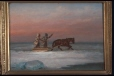 M326 | Habitants Driving on the Ice | Painting | Cornelius Krieghoff (1815-1872) |  |