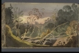 M928.92.1.97 | Landscape with Distant Ruin and Setting Sun | Painting | George Heriot |  |