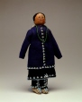 ACC4868 |  | Doll | Anonyme - Anonymous | Aboriginal: Iroquois, Seneca | Eastern Woodlands