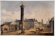 M302 | Nelson's Monument, Montreal, Notre-Dame Street Looking West. | Painting | Robert Auchmuty Sproule (1799-1845) |  |