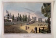 M327 | View of the Champ de Mars Montreal | Print | Robert Auchmuty Sproule (1799-1845) |  |