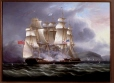 "M402 | Le ""Shannon"" et le ""Chesapeake"". 