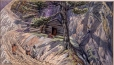 M615 | Nouvelle route gouvernementale, Lillooet, C.-B. | Peinture | William George Richardson Hind |  |