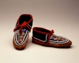 M1078.9-10 |  | Moccasins | Anonyme - Anonymous | Aboriginal: Iroquois | Eastern Woodlands