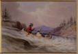 M20398 | Native Family Shooting the Rapids | Painting | James Duncan (1806-1881) |  |