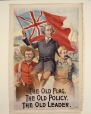 M965.34.8 | The Old Flag, The Old Policy, The Old Leader | Poster | Anonyme - Anonymous |  | 