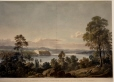 M972.157.8   View of Cape Diamond, Plains of Abraham, and part of the Town of Quebec   Print   George Bulteel Fisher     