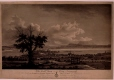 M979.175   The East View of the City of Montreal To his Excell.y Sir Robert Shore Milnes Bar.t Lieu.t Gov.r of Lower Canada Vc. Vc. Vc.   Print   Richard Dillon     