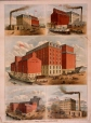 ME985.220 | Ogilvie's Flour, head offices, 1900-1950 | Poster | Anonyme - Anonymous |  | 
