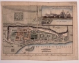 M21768 | Plan of the Town & Fortifications of Montreal, or Ville Marie in Canada | Print | Anonyme - Anonymous |  |