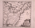 M3645 | A map of the French settlements in North America, ca. 1750 | Print | Thomas Kitchin |  |