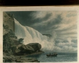 M19842 | Niagara Falls from the American side | Print | J. R. Murray |  |