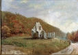 M2000.75.26 | Capitulation Cottage | Painting | Henry Richard S. Bunnett |  |
