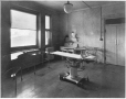 MP-1973.1.8   Delivery room, Montreal Maternity Hospital, Montreal, QC, 1925-26   Photograph   Blackburns     