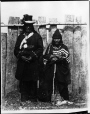 MP-1973.49.138 | Old Sun, Blackfoot chief and wife, near Calgary, AB, about 1885 | Photograph | William Hanson Boorne |  |