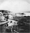 MP-1974.108.4.22 | Murray Bay Village, QC, about 1865 | Photograph | William James Topley |  |