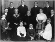 MP-1974.147 | Reverend H. M. F. MacDermot and family, Montreal, QC, about 1908 | Photograph | George Charles Arless |  |