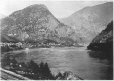 MP-1979.36.8 | Mouth of Fraser Canyon at Yale, BC, 1892 | Photograph | Oliver B. Buell |  |