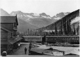 MP-1979.36.3 | Rogers Pass from the Glacier House, BC, about 1892 | Photograph | Bailey & Neelands |  |