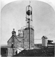 MP-1975.36.6.1 | Telegraph signal at the Citadel, Quebec City, QC, about 1875 | Photograph | Anonyme - Anonymous |  |