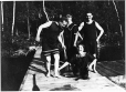 MP-1976.175.2 | Bathing Party, Miss Coles and her sister, Mrs. Badgeley, ca 1916 | Photograph | Anonyme - Anonymous |  |