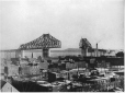 MP-1976.254.38 | Construction de la travée centrale, pont du Havre, Montréal, QC, 1929 | Impression | Anonyme - Anonymous |  |