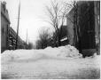 MP-1977.76.59 | Snow scene North on Mackay from Dorchester St., Montreal, QC, 1898 | Photograph | Alfred Walter Roper |  |