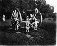 MP-1977.76.131 | Old Cannon, Westmount Park,  Westmount, QC, 1905 | Photograph | Alfred Walter Roper |  |