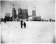 MP-1977.76.154 | Ice palace in Fletcher's Field, Montreal Winter Carnival, Montreal, QC, 1909 | Photograph | Alfred Walter Roper |  |