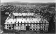 MP-0000.1627 | Old Jesuit monastery from tower of basilica, Quebec City, QC, about 1870 | Photograph | Livernois |  |