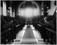MP-1978.82.102 | Bishop's College School chapel, Lennoxville, QC, 1899 | Photograph | Harold Haig-Sims |  |