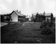 MP-1978.82.104 | Bishop's College School from top of Lodge, Lennoxville, QC, 1899 | Photograph | Harold Haig-Sims |  |