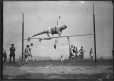 MP-1978.107.99 | A. A. A. P. M.  high jumper in action, about 1930 | Photograph | Anonyme - Anonymous |  |
