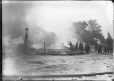 MP-1978.107.149 | Firemen at gas station fire, about 1930 | Photograph | Anonyme - Anonymous |  |