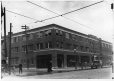 MP-1978.107.162 | Used car showroom, corner Fort & St. Catherine streets, Montreal, QC, about 1930 | Photograph | Anonyme - Anonymous |  |