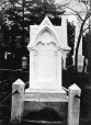 I-78887.1 | Edward Sharpe's tombstone, Mount Royal cemetery, Montreal, QC, 1872 | Photograph | William Notman (1826-1891) |  |