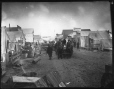 MP-1979.111.74 | Street scene in Nome, Alaska, about 1900 | Photograph | Edwin Tappan Adney |  |