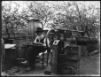 MP-1979.111.108 | Francis Peabody Sharp saving apple seeds, Woodstock, NB, 1901 | Photograph | Edwin Tappan Adney |  |