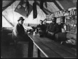 MP-1979.111.193 | Interior of store, Penny R., Nome Beach, Alaska, 1900 | Photograph | Edwin Tappan Adney |  |