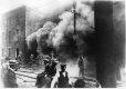 MP-1979.155.374 | Firefighters at fire, Montreal harbour, QC, about 1920 | Photograph | Anonyme - Anonymous |  |