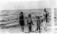 MP-1980.32.1.47 | Bathers, Gaspé vicinity, QC, about 1930 | Photograph | Anonyme - Anonymous |  |