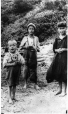 MP-1980.32.1.233 | Rural children with patched clothes, St. Antoine, Gaspe Peninsula, QC, about 1930 | Photograph | Anonyme - Anonymous |  |