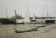 MP-1981.136.1.13 | Fishing boats, harbour at Esquimaux Point, QC, 1905 | Photograph | Montague Aldous |  |