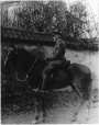 "MP-1982.64.23 | F. G. Scott on ""Dandy"", Camblain L'Abbé, France, 1914-18 
