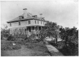 """MP-1982.89.1   """"Piedmont"""", John Frothingham house, Montreal, QC, about 1880   Photograph   Graham Beryl     """
