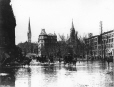 MP-0000.240 | Flood in Victoria Square, Montreal, QC, 1886 | Photograph | Alexander Henderson |  |